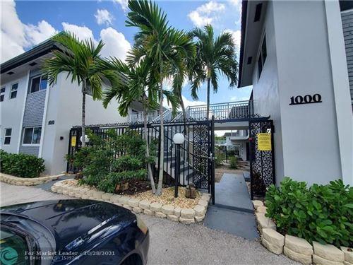 Photo of 1010 SE 15th St #208, Fort Lauderdale, FL 33316 (MLS # F10306130)