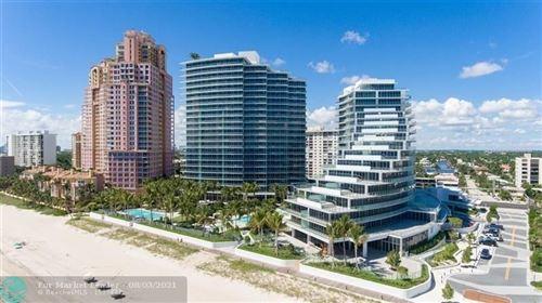 Photo of 2200 N OCEAN BLVD #N404, Fort Lauderdale, FL 33305 (MLS # F10295131)