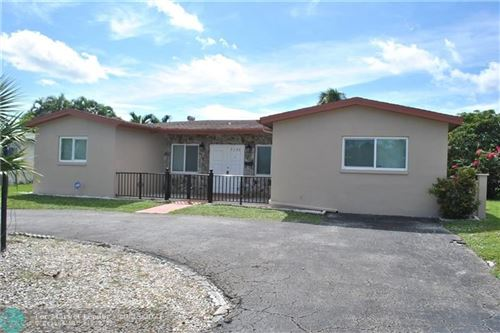 Photo of 5190 NW 39th St, Lauderdale Lakes, FL 33319 (MLS # F10306131)
