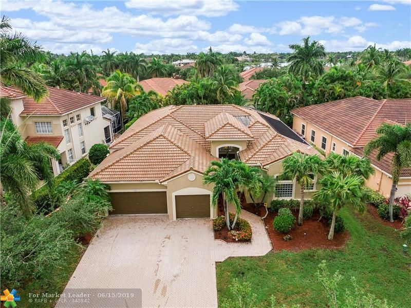 Photo for 817 NW 124th Ave, Coral Springs, FL 33071 (MLS # F10180131)