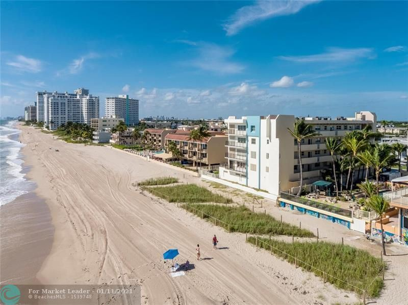 Photo of 4228 El Mar Dr #303, Lauderdale By The Sea, FL 33308 (MLS # F10249131)