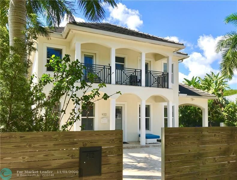 Photo of 433 NE 12th Ave, Fort Lauderdale, FL 33301 (MLS # F10252131)
