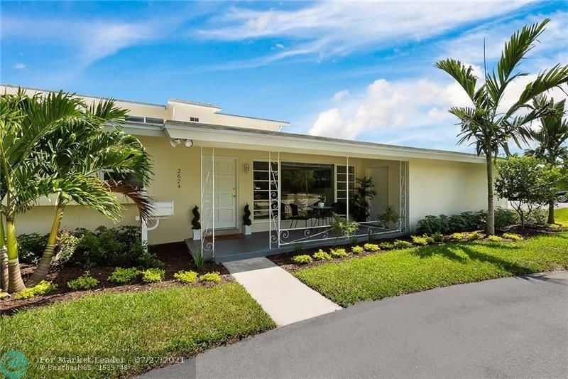 2624 NE 29th Ct, Fort Lauderdale, FL 33306 - #: F10289131