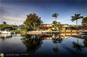 Photo of 1474 SW 19th Ave, Fort Lauderdale, FL 33312 (MLS # F10203132)