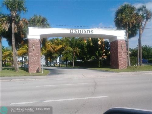 Photo of 604 NE 2nd St #229, Dania Beach, FL 33004 (MLS # F10226132)