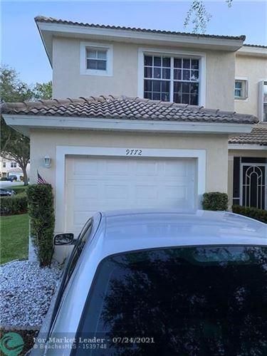 Photo of 9772 Porta Leona Ln #9772, Boynton Beach, FL 33472 (MLS # F10294132)