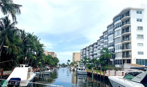 Photo of 3051 NE 48th St #501, Fort Lauderdale, FL 33308 (MLS # F10231133)