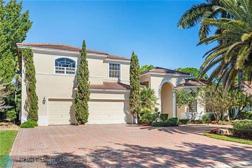 Photo of 8949 Hidden Pine St, Parkland, FL 33067 (MLS # F10261133)