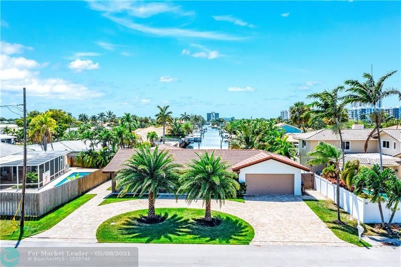 Photo of 1761 Bel Air Ave, Lauderdale By The Sea, FL 33062 (MLS # F10282133)