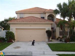 Photo of 3361 Greenview Ter, Margate, FL 33063 (MLS # F10164134)