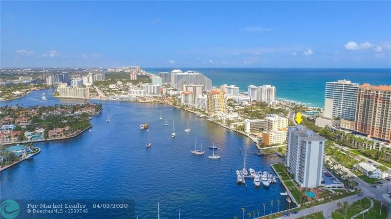 Photo of 77 S Birch Rd #5A, Fort Lauderdale, FL 33316 (MLS # F10224134)