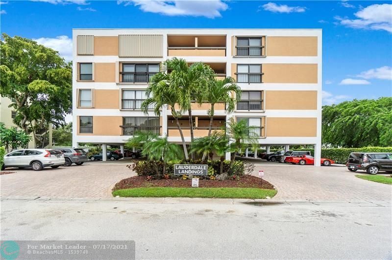 5495 NE 25th Ave #304, Fort Lauderdale, FL 33308 - #: F10293134