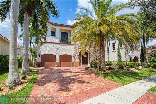 Photo of 9417 Satinleaf Place, Parkland, FL 33076 (MLS # F10299135)