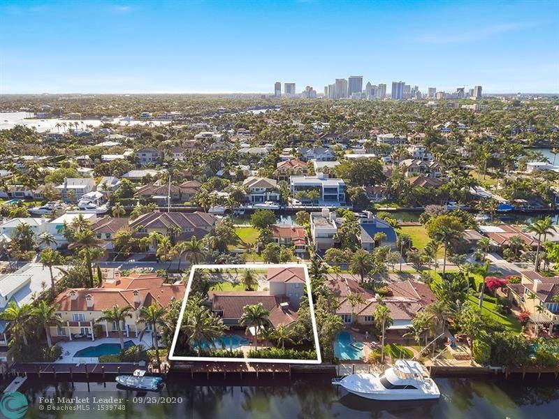 616 Riviera Isle Drive, Fort Lauderdale, FL 33301 - #: F10164135