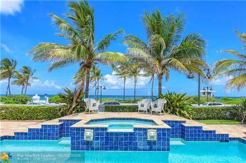 Photo of 1799 N Fort Lauderdale Beach Blvd, Fort Lauderdale, FL 33305 (MLS # F10209137)