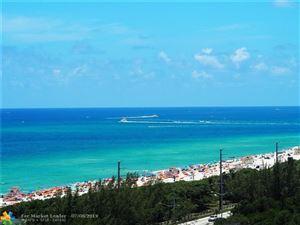 Photo of 100 Bayview Dr #1423, Sunny Isles Beach, FL 33160 (MLS # F10182138)