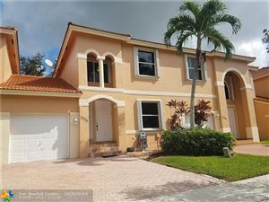 Photo of 2273 NW 161st Ave #2273, Pembroke Pines, FL 33028 (MLS # F10201138)