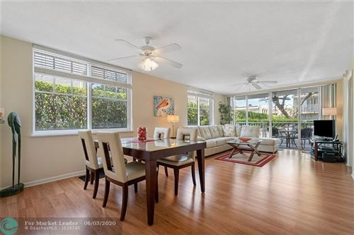 Photo of 611 E Woolbright #A-101, Boynton Beach, FL 33435 (MLS # F10231138)