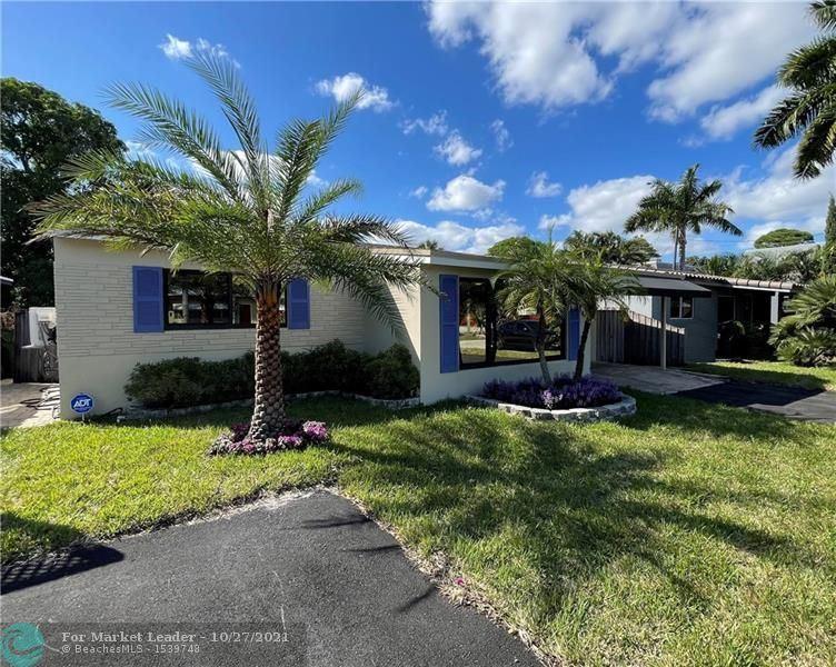 Photo of 1433 NE 5th Ter, Fort Lauderdale, FL 33304 (MLS # F10301138)