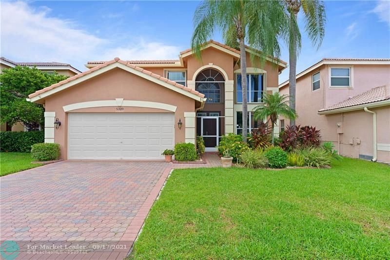 5320 NW 118th Ave, Coral Springs, FL 33076 - #: F10301139