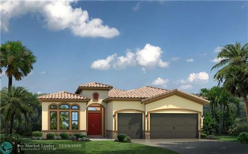 Photo of 7933 DEER LAKE CT, Parkland, FL 33067 (MLS # F10259140)