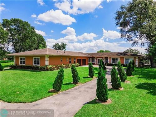 Photo of 7600 NW 82nd Ter, Parkland, FL 33067 (MLS # F10302140)