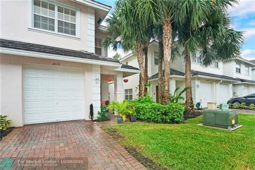 Photo of 3076 NW 30th Pl #3076, Oakland Park, FL 33311 (MLS # F10306140)
