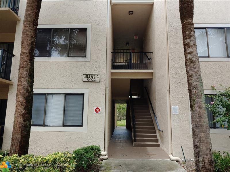 Photo for 9022 W Atlantic Blvd #215, Coral Springs, FL 33071 (MLS # F10180140)