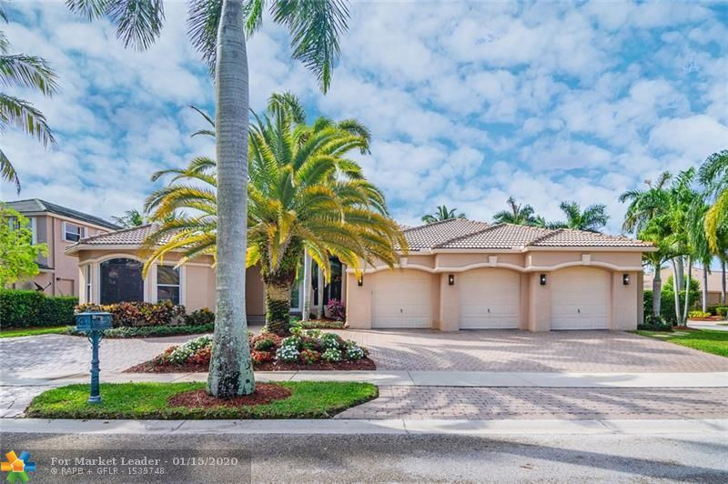 2435 Eagle Run Way, Weston, FL 33327 - #: F10200141