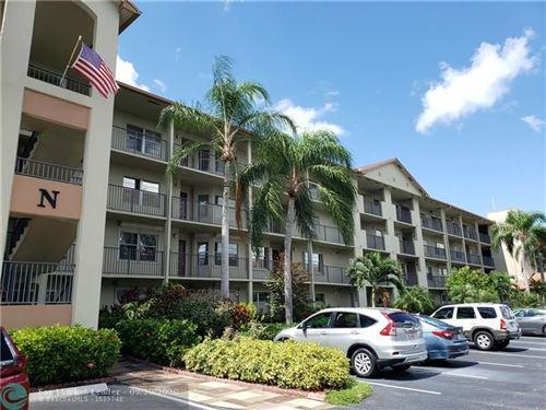 Photo of 1500 SW 131st Way #N 305, Pembroke Pines, FL 33027 (MLS # F10251142)