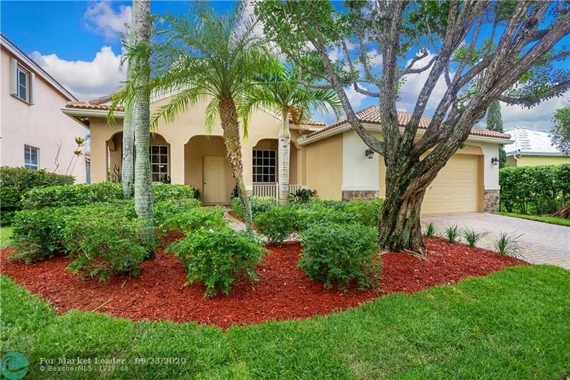 Photo of 1618 Royal Grove Way, Weston, FL 33327 (MLS # F10250142)