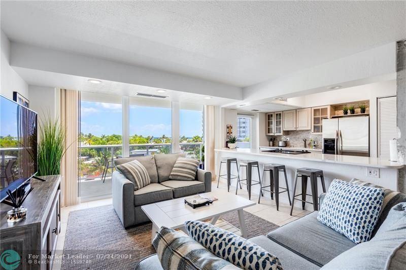 Photo of 2841 N Ocean Blvd #504, Fort Lauderdale, FL 33308 (MLS # F10294142)