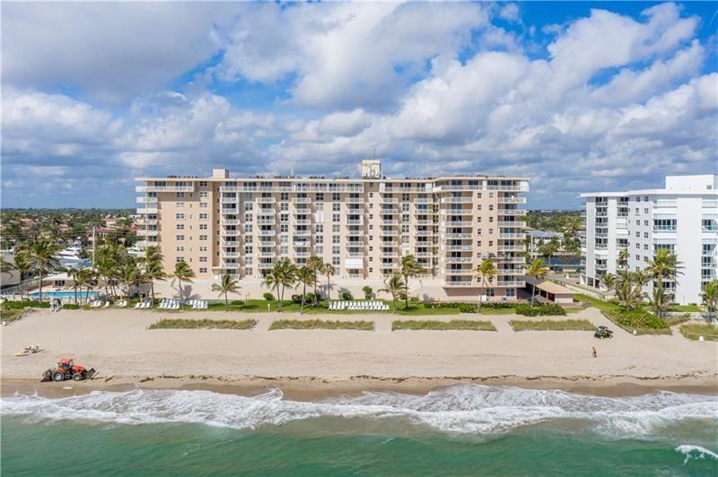 1051 Hillsboro Mile #510E, Hillsboro Beach, FL 33062 - MLS#: F10276143