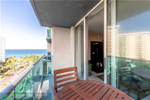 Photo of 4001 S Ocean Dr #9A, Hollywood, FL 33019 (MLS # F10301144)