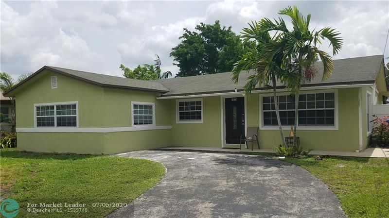 Photo of 5970 NW 46th Ave, North Lauderdale, FL 33319 (MLS # F10237144)