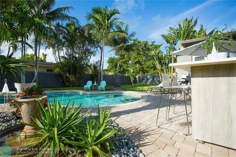 Photo of 925 NE 14th Pl, Fort Lauderdale, FL 33304 (MLS # F10260144)