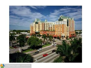 Tiny photo for 110 N FEDERAL HY #715, Fort Lauderdale, FL 33301 (MLS # F10178145)