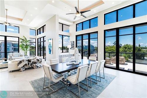 Photo of 161 Isle Of Venice Dr #PH-402, Fort Lauderdale, FL 33301 (MLS # F10218145)