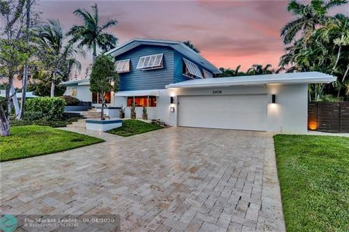 Photo of 2408 NE 26th Ter, Fort Lauderdale, FL 33305 (MLS # F10232145)
