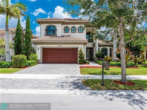 Photo of Listing MLS f10237145 in 10155 Cameilla St Parkland FL 33076