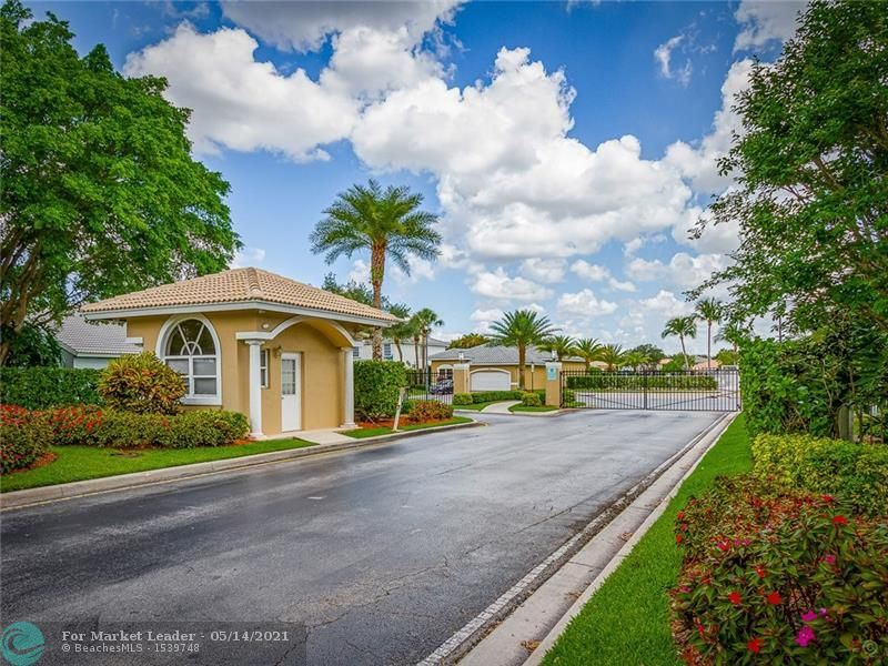 Photo of 7601 NW 59th Way, Parkland, FL 33067 (MLS # F10283145)