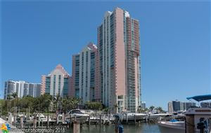 Photo of 3340 NE 190th St #302, Aventura, FL 33180 (MLS # F10183146)