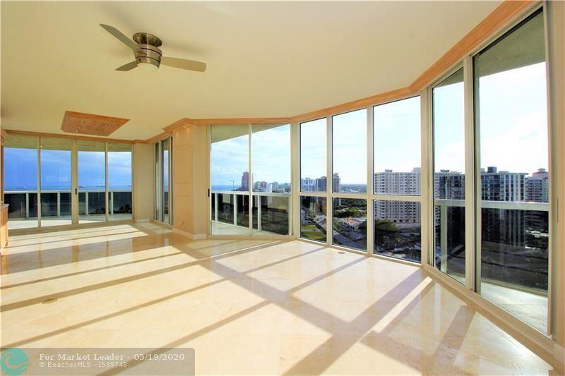 Photo of 3100 N Ocean Blvd #1508, Fort Lauderdale, FL 33308 (MLS # F10229146)