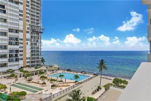 Foto de inmueble con direccion 4250 Galt Ocean Dr #7L Fort Lauderdale FL 33308 con MLS F10243147
