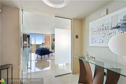 Photo of 101 S Ft Lauderdale Beach #2206, Fort Lauderdale, FL 33316 (MLS # F10213149)