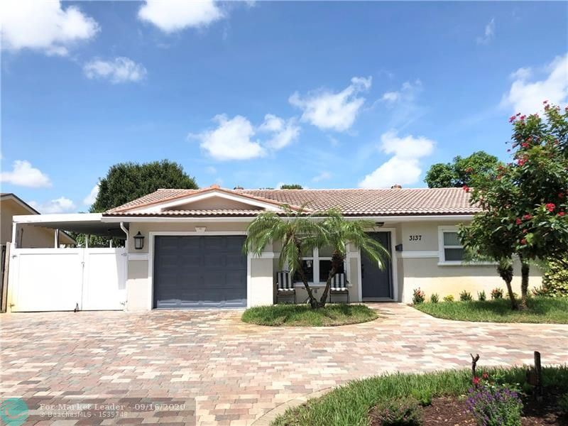 3137 NW 67TH CT, Fort Lauderdale, FL 33309 - #: F10249149