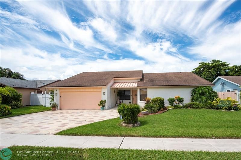 9612 S Richmond Cir, Boca Raton, FL 33434 - #: F10245150