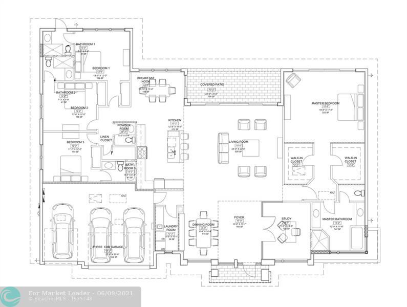 Photo of 1316 Middle River Dr, Fort Lauderdale, FL 33304 (MLS # F10288151)