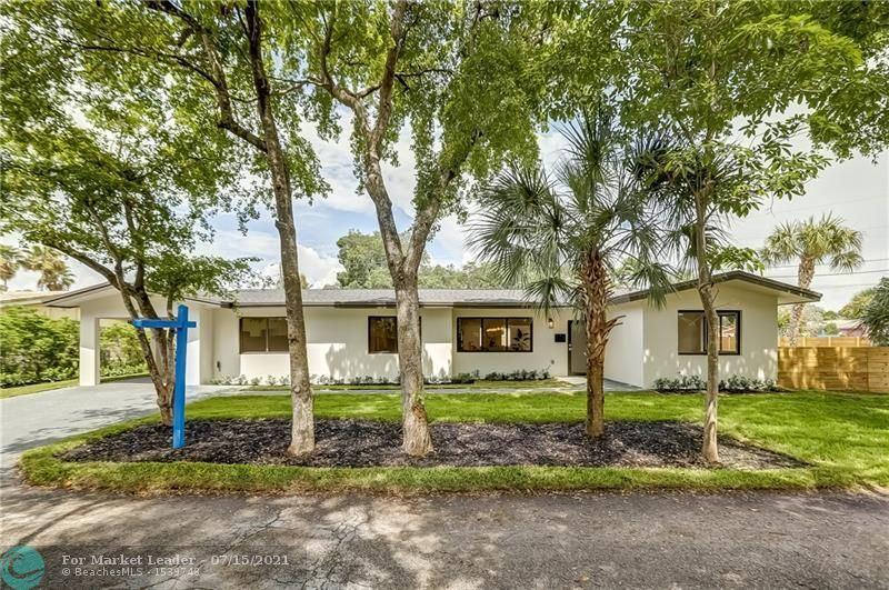 Photo of 2809 NE 5th Ter, Wilton Manors, FL 33334 (MLS # F10289151)