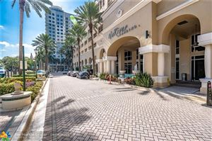 Photo of 511 SE 5th Ave #1409, Fort Lauderdale, FL 33301 (MLS # F10177152)